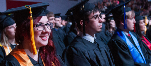 Commencement photo