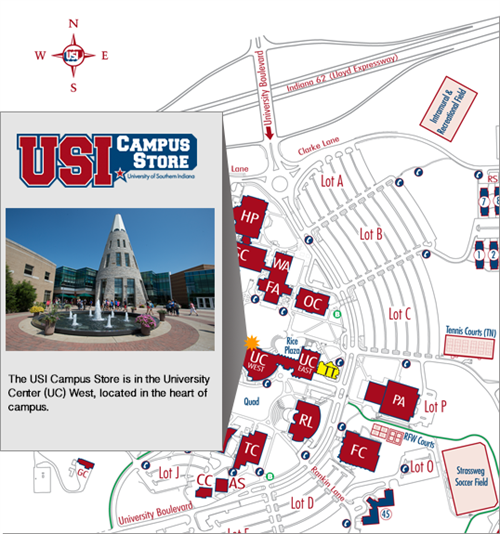 Campus Store Map2