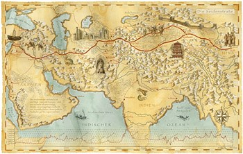 Humanities - Silk Road