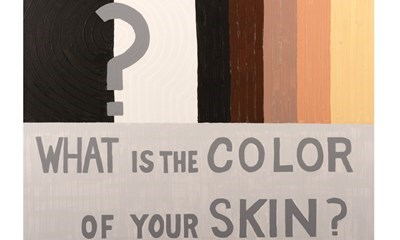 USI Art exhibit and lectures ask us to examine the true color of our skin