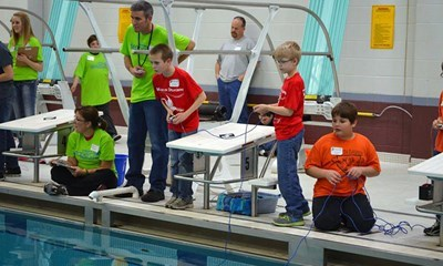 Southwest Indiana STEM hosts fifth annual SeaPerch competition