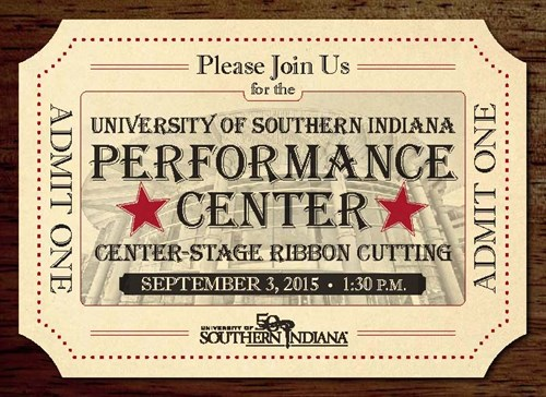 Performance Center Ribbon Cutting