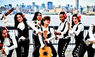 All-female mariachi band to headline music festival in New Harmony