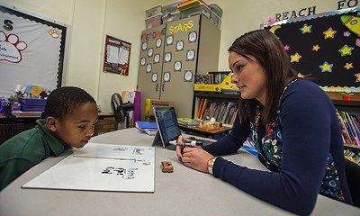 USI's full-year student teaching pilot benefits students, local schools