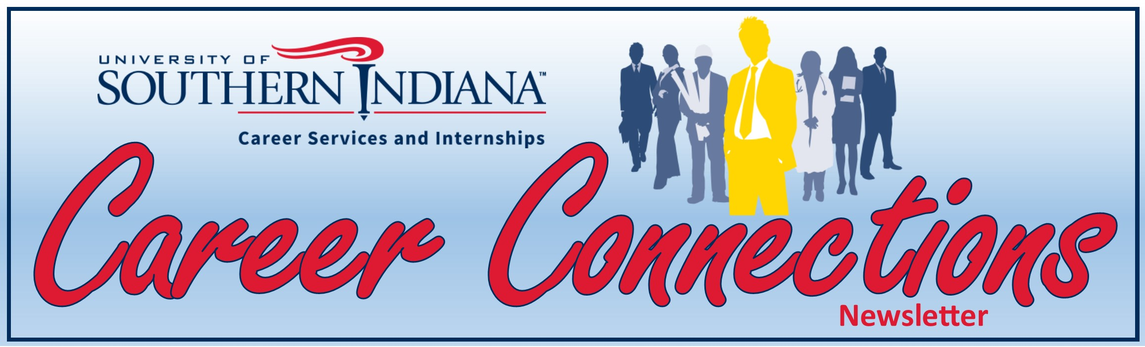 USI Career Connections Newsletter