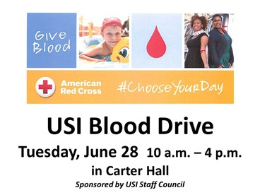 June 16 Am Red Cross Blood Drive