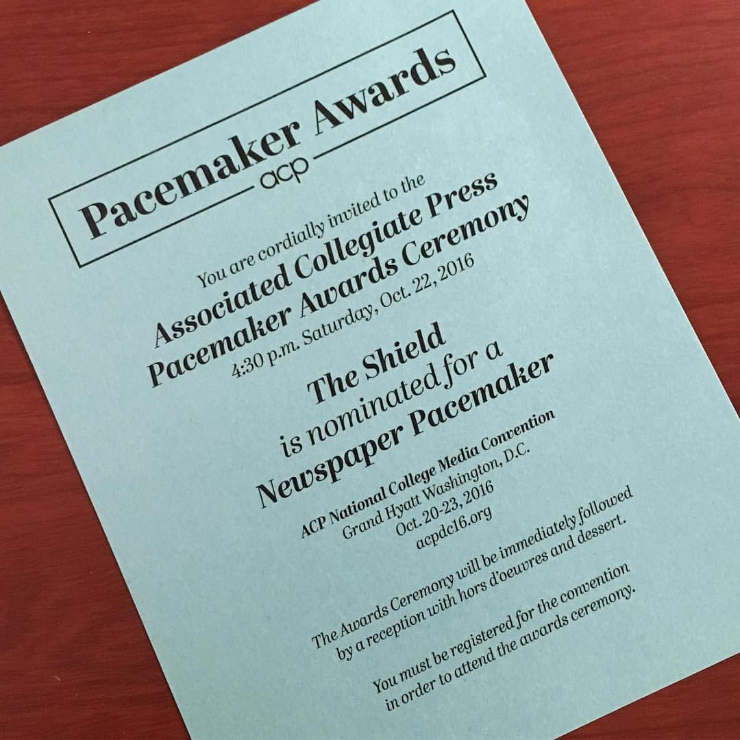 Shield Pacemaker Award