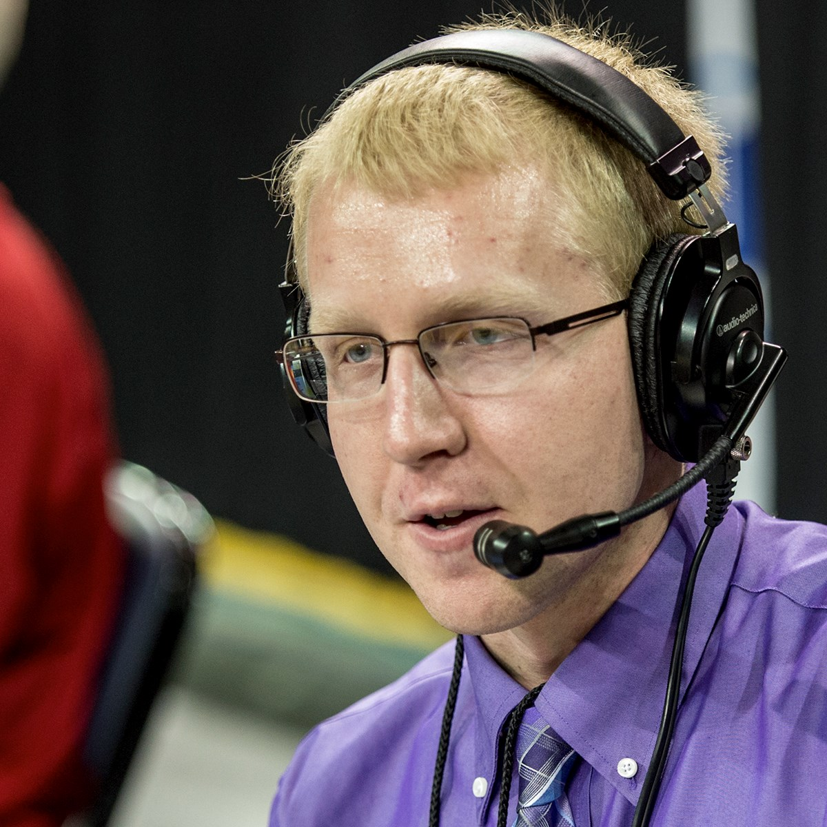 USI student named top radio sports broadcaster in Indiana