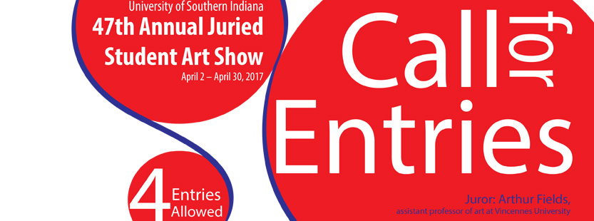 Call for Entries: 2017 Student Art Show