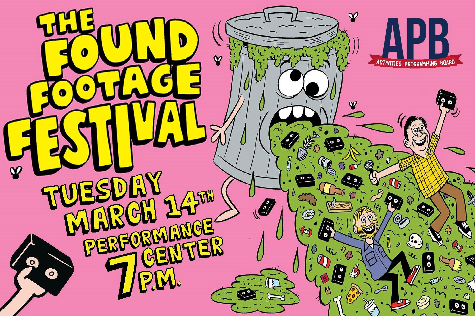 The Found Footage Festival - March 14