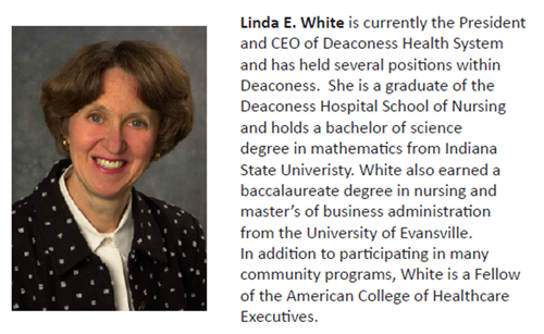 Linda E. White biography