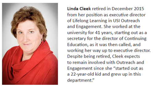 Linda Cleek biography