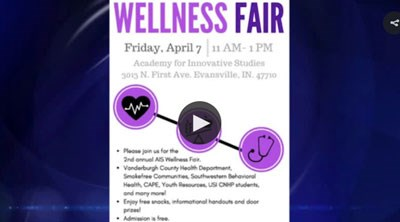 Wellness Fair segment