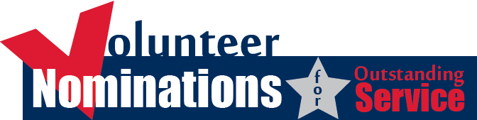 Volunteer Nominations for Outstanding Service