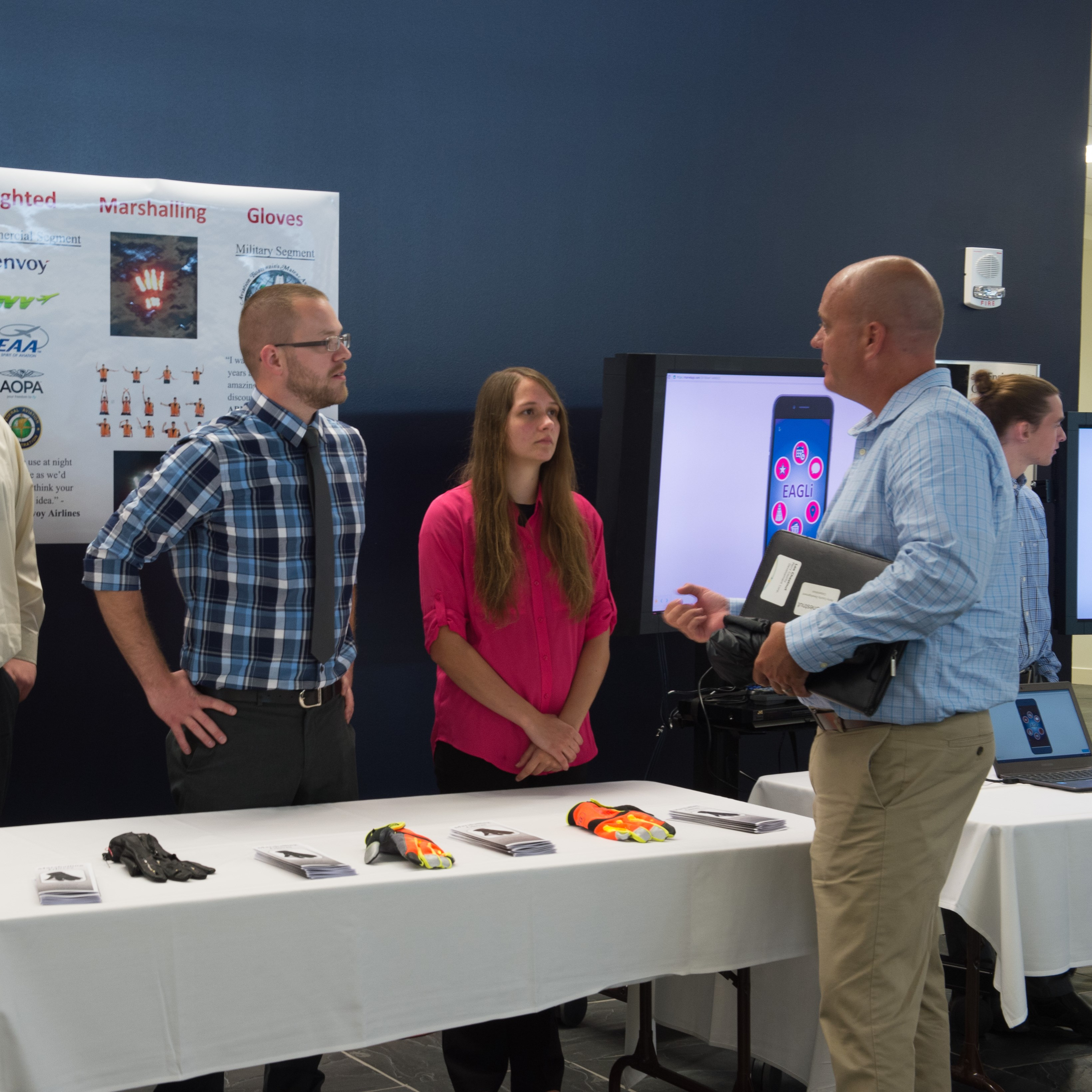 USI Technology Commercialization Academy participants to pitch final concepts