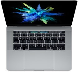 MacBookPro 15 inch touchbar