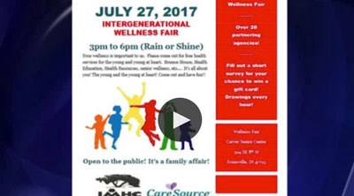 Carver Wellness Fair