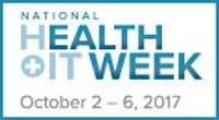 National Health IT Week button