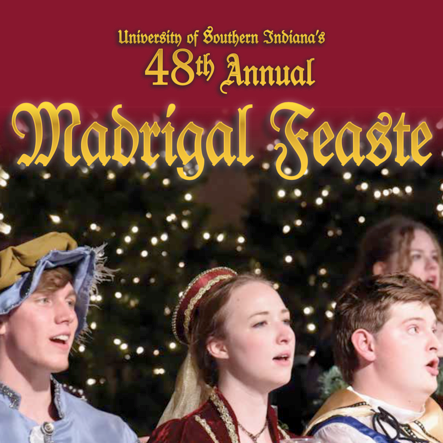 48th Madrigal Feaste to ring in holiday season with food, music