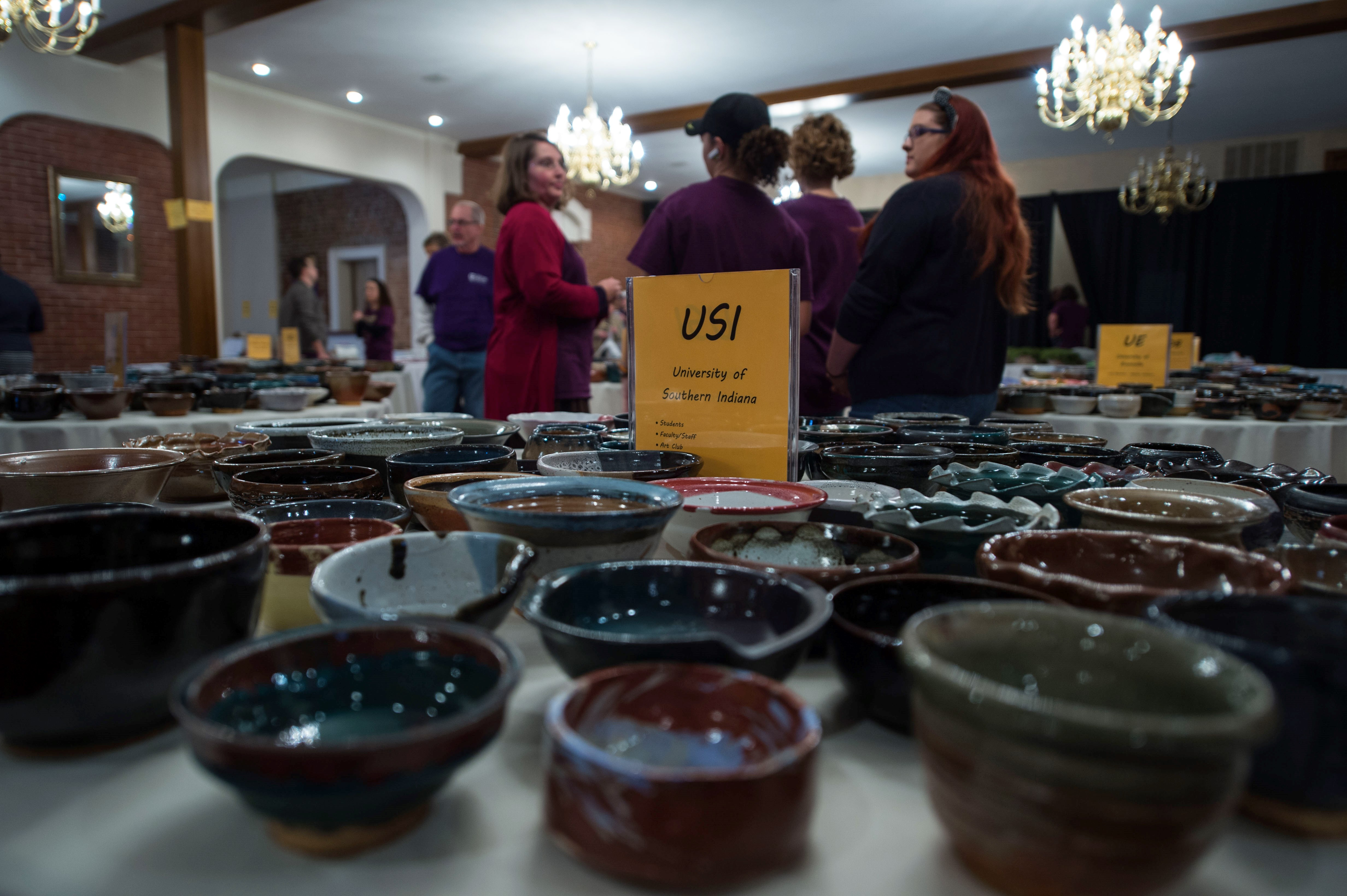 Empty Bowls Evansville 2017 to offer soup and support for the homeless in Haynie's Corner