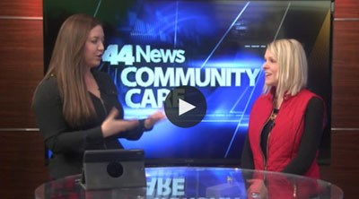 TV segment on healthy communities partnership