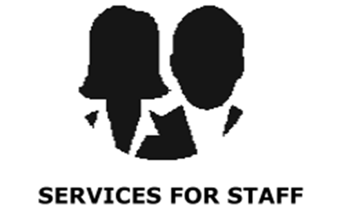 services for staff