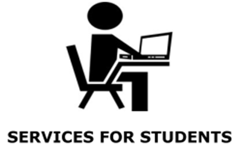 Services for students icon