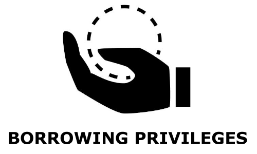 Borrowing Priviledges Icon