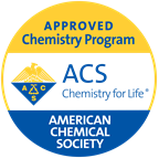 American Chemical Society approved program