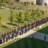 USI announces award recipients, recognizes achievements at annual Faculty Convocation