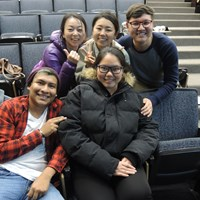 Intensive English Program builds confidence, camaraderie