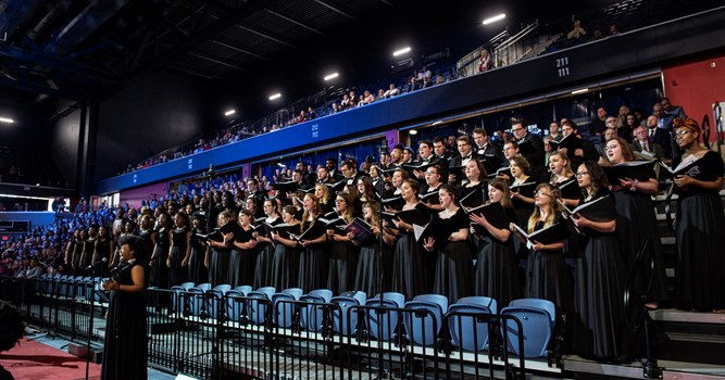 USI Chamber Choir to perform Fauré's Requiem, other works at spring concert