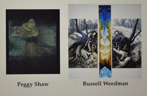 Peggy Shaw Russell Weedman