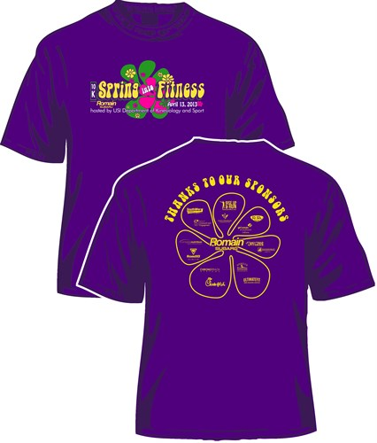 Spring Into Fitness Shirt